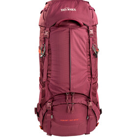Tatonka Yukon 50+10 Backpack Damen bordeaux red